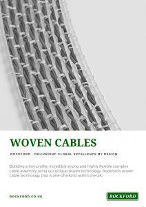Woven Cable Technology